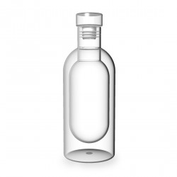 Double wall bottle 500ml