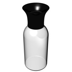 Single wall bottle 640ml +...