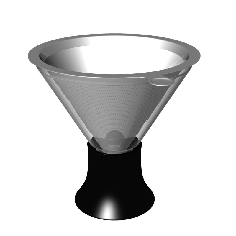 Pour-Over Coffee System