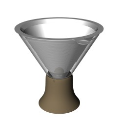 Stand for the pour-over coffee system
